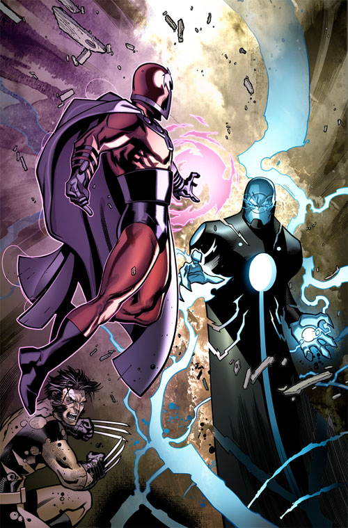 Magneto vs The Evolutionary