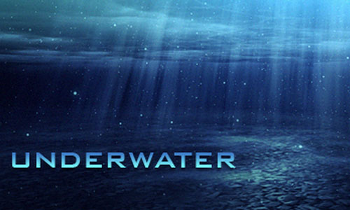 underwater after effects template