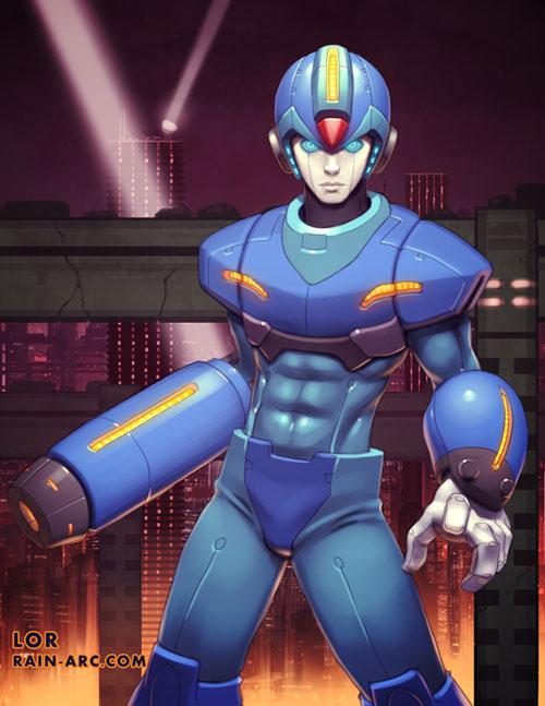 Megaman Tribute - Megaman X