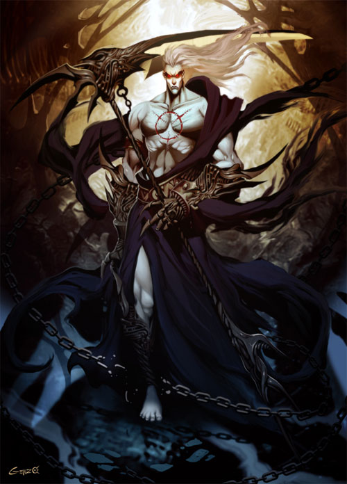 illustrations hades