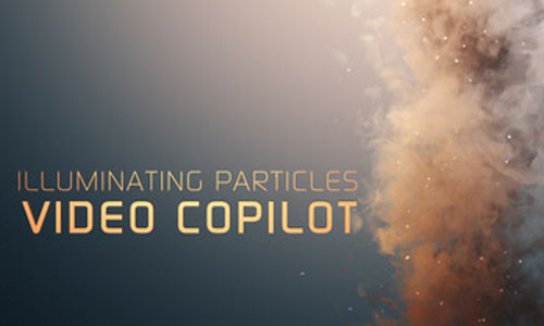 particle lighting AE