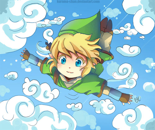 Link Skyward Sword Chibi