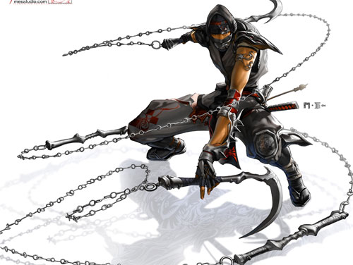 HOKUKAGE-NTS character concept