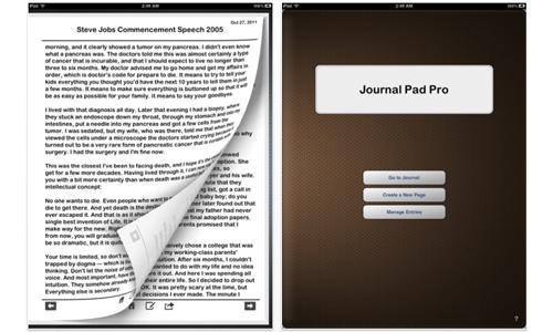 Journal Pad Pro