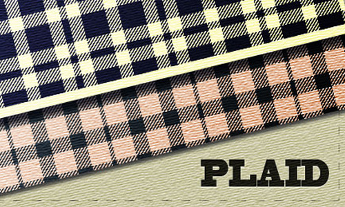 20 Seamless Plaid Patterns