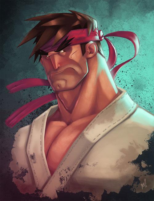 Ryu's Booboo