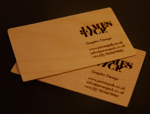 Business Card for: James Jack