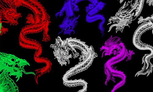 Dragon Set 2