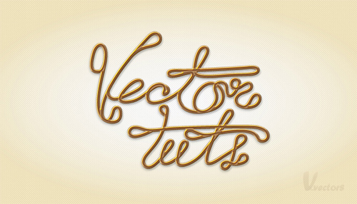 Quick Tip: Create a Slick Golden Text Effect with Adobe Illustrator