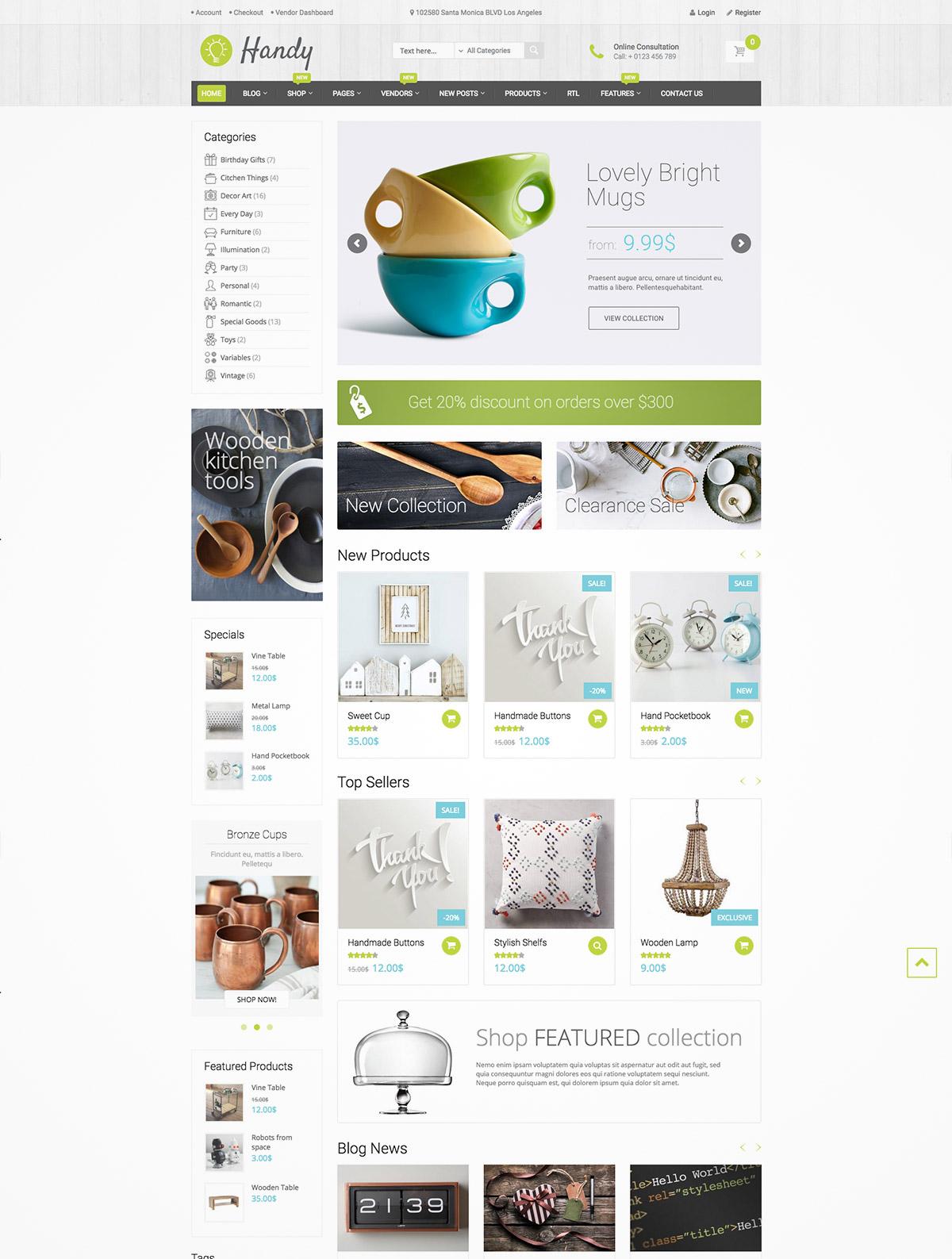handmade shop online