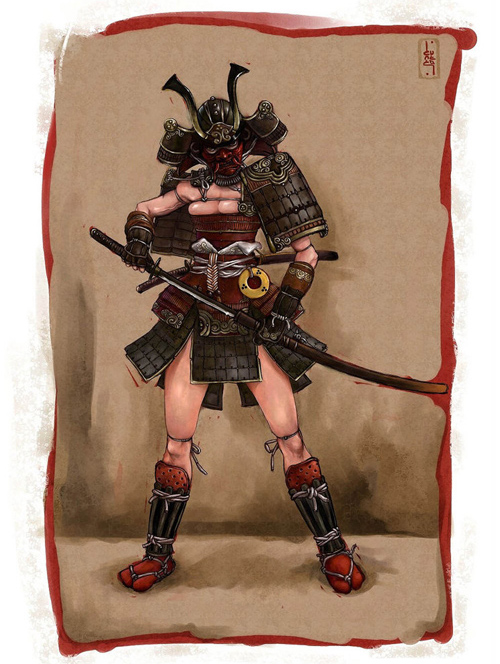 samurai sugar