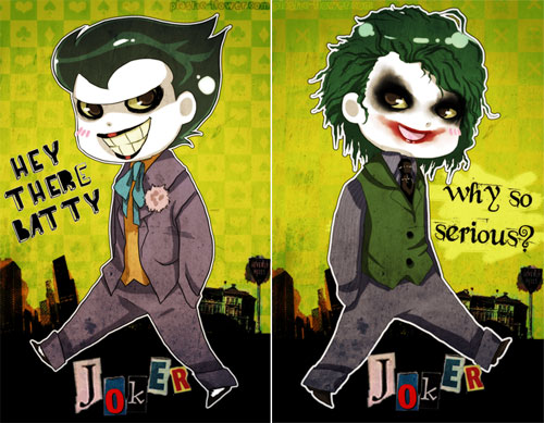2 sided joker