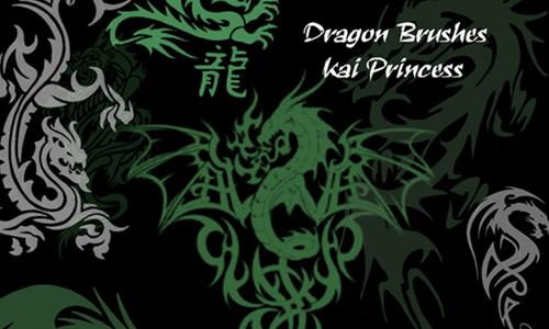 Dragon Brushes