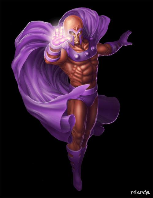 Commish 272 Magneto