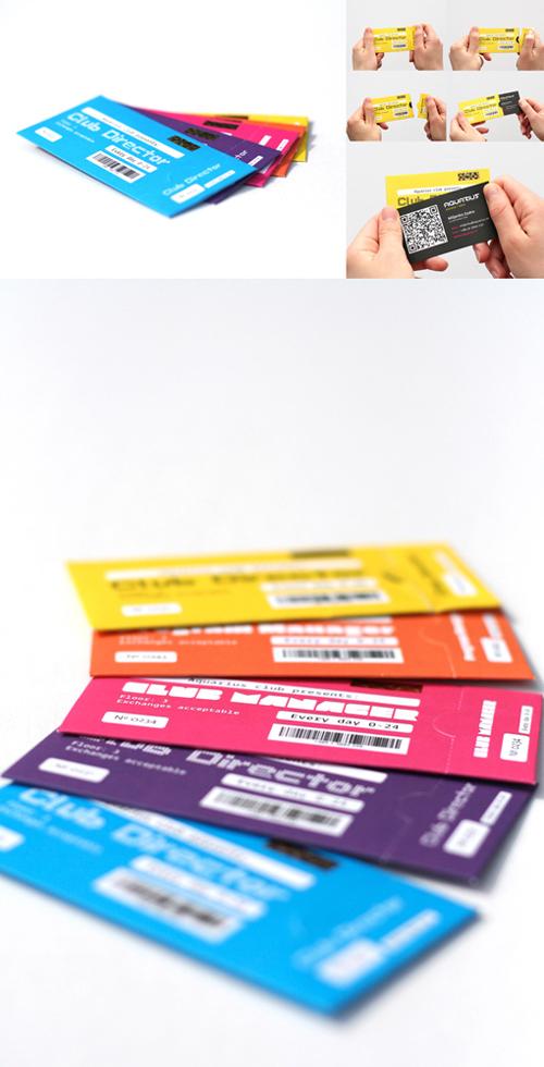 34 Examples of Business Card Designs with QR Code | Naldz Graphics
