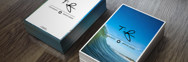 30 Graphic Design Business Cards