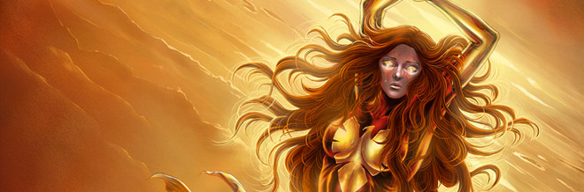 24 Astonishing Jean Grey Artwork Collection