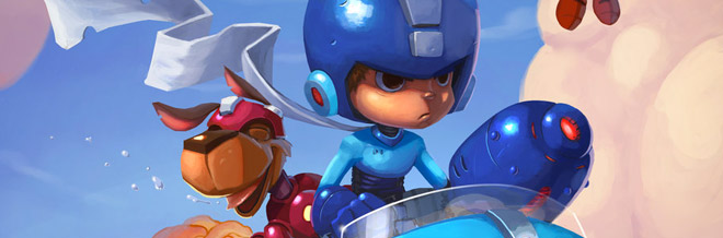 37 Awesome Megaman Artworks