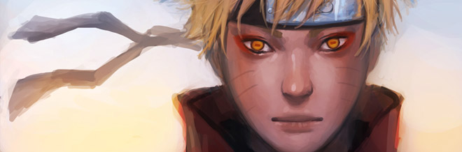 24 Collection of Naruto Artworks