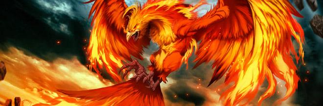 30 Great Phoenix Illustration Artworks