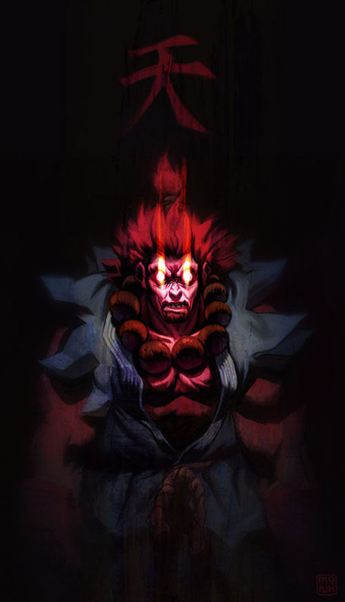 AKUMA - EDIT: alt. version