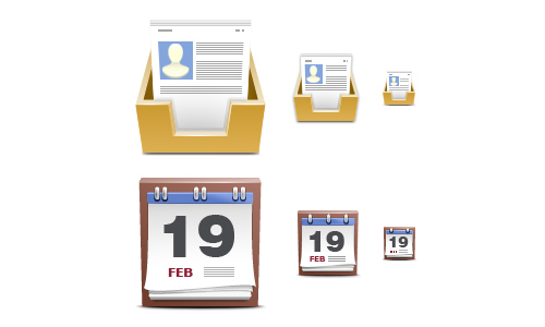 Usercenter Calendar