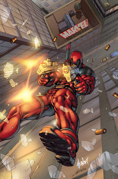 Deadpool: Alvin Lee