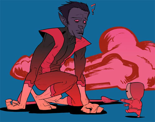Nightcrawler VS
