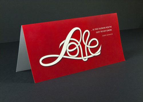 Amazing Valentines Card