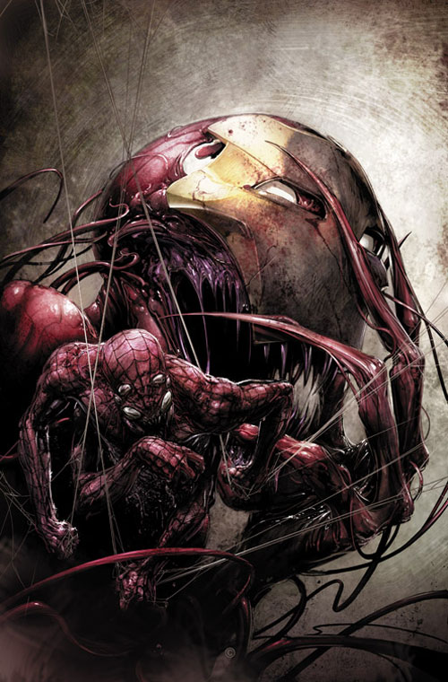 Carnage 4 cover