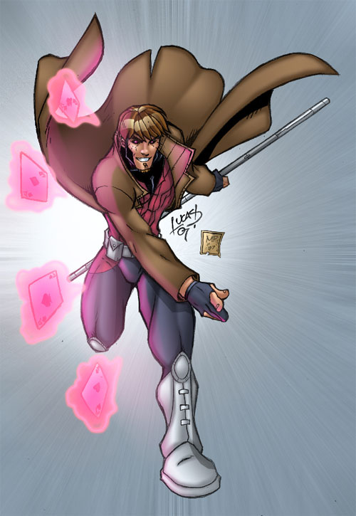 Gambit EVOLUTION 07 COLORED
