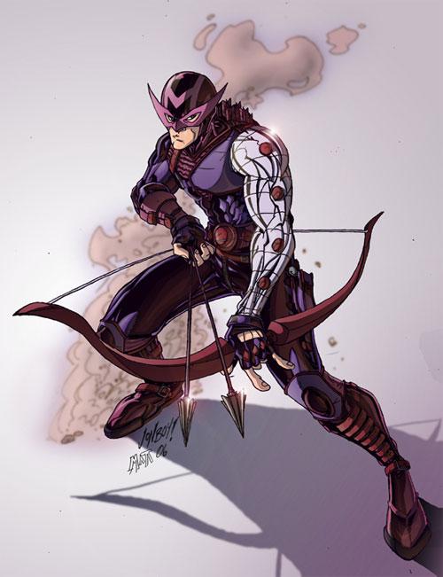 Jonboy's Hawkeye