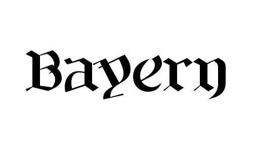 Bayern font