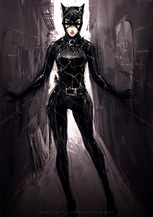 Catwoman - Fan Art