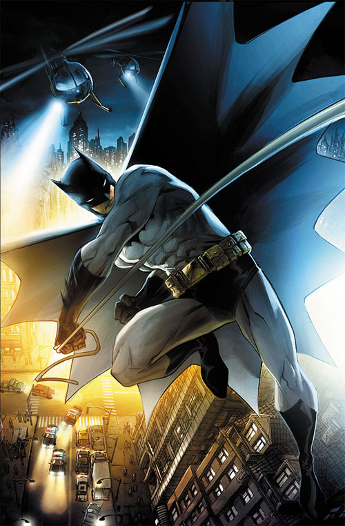 FJM Batman