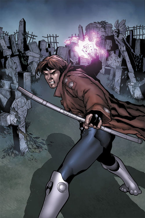 Gambit 7 Cover
