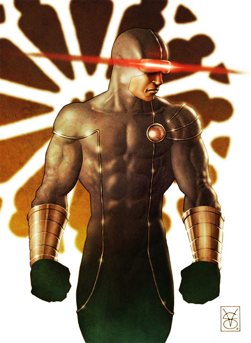 X Men Cyclops