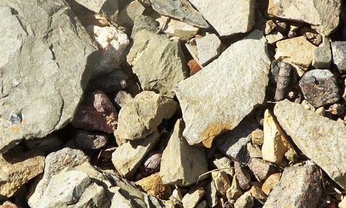 Amazing Gravel Texture