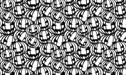 Appealing Black and White pattern