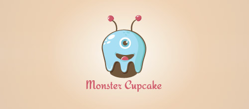 monster cake logo