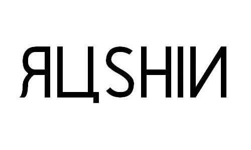 rushin font