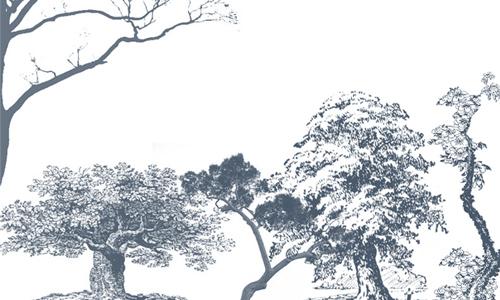 Tree-Brushes V.1