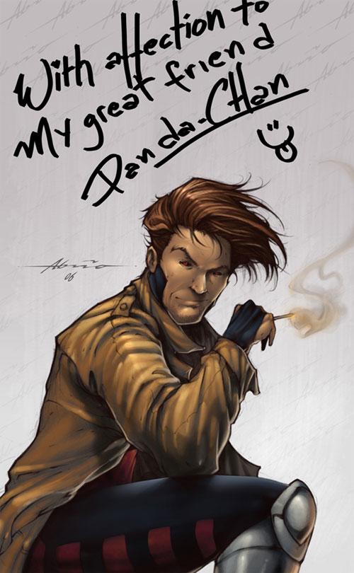 --Gambit--