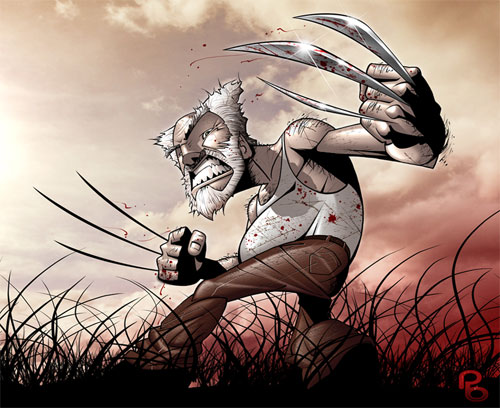 Good Old Wolverine