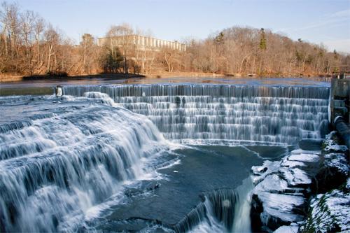 Triphammer Falls - Cornell University