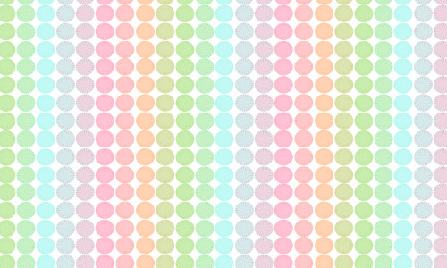 beautiful free polka dot pattern