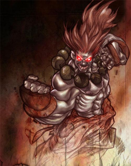 Akuma Revised