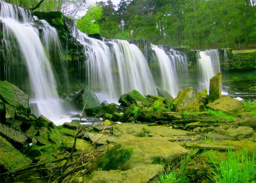 Keila-Joa Waterfall 2
