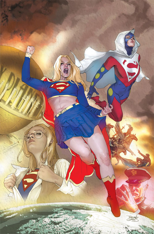 Supergirl Annual