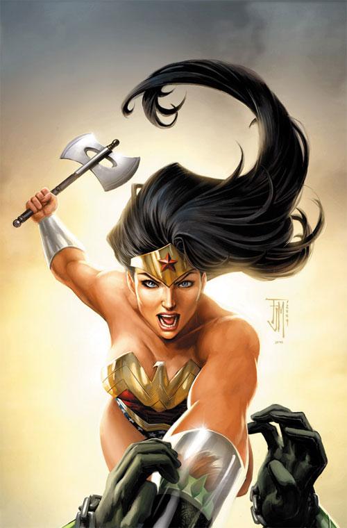 Wonder Woman 32 variant cover